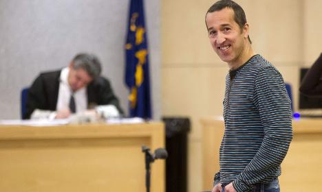 Eta member jailed for 92 years for plot to kill Spanish king