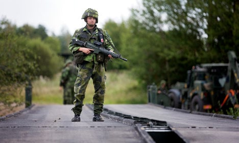 'Sweden would not be able to defend Gotland'