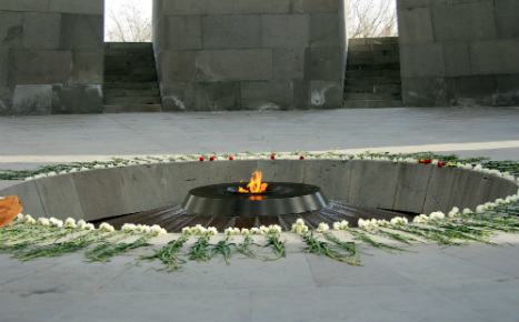 Don't adopt Armenia genocide bill, Turkey warns Berlin