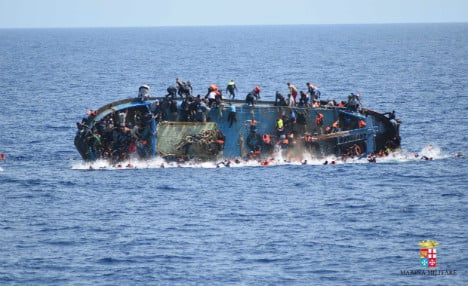 Med rescuers share human cost of refugee crisis