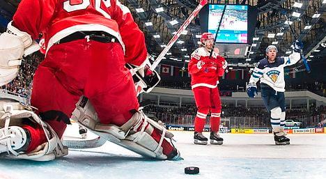 Finland ends Denmark's hockey dream – for now