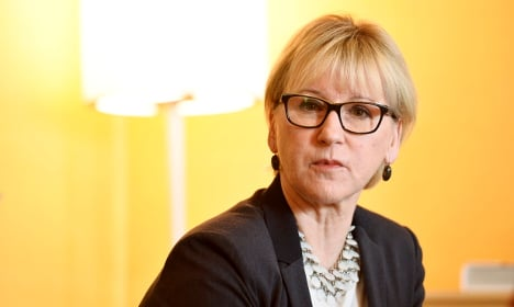 'A united Europe benefits both Britain and Sweden'