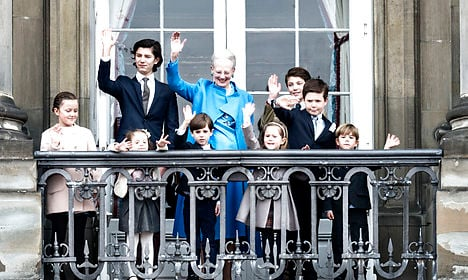 Denmark ready to cut off money to royal grandkids