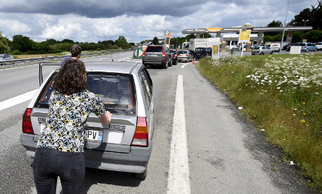 Don't panic: What can the French do if there's no fuel?
