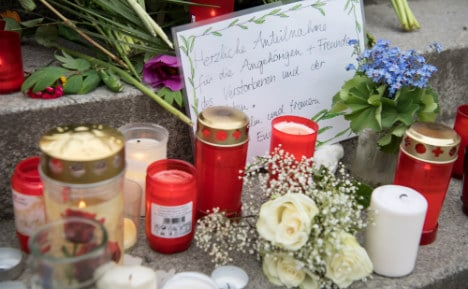 Munich knifeman had just left psychiatric care, say police