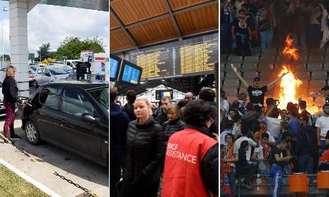 Strikes, fuel, security: France faces Euro 2016 headaches