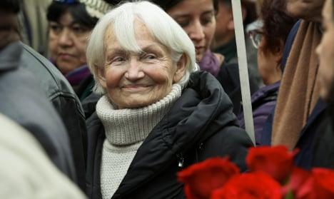 Margot Honecker, former East German leader's widow, dies