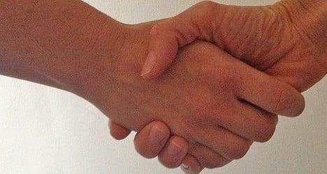 Basel: Muslim schoolboys must shake hands or face fine