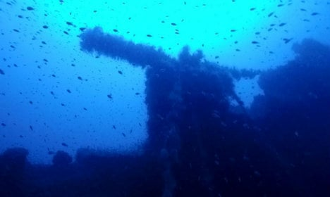 Crew who sunk with WWII sub 'wanted to be found': relative