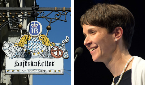 Right-wing populists can use Hitler beer hall: court