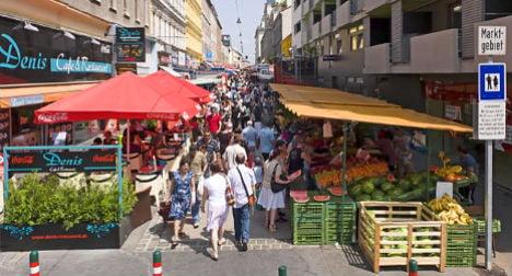 Police hold crisis talks after brutal murder in Vienna