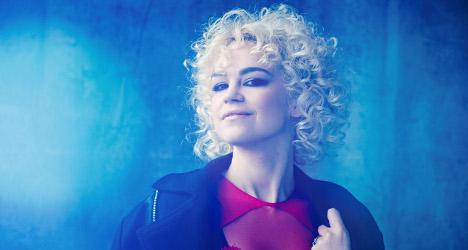 Switzerland's Rykka fails to make Eurovision final