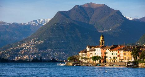 Ticino beaches praised in European report