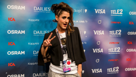 Say yay! This is Spain's entry for Eurovision Song Contest