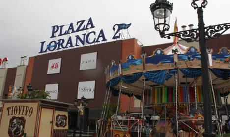 Terror 'prank' causes chaos at Madrid cinema