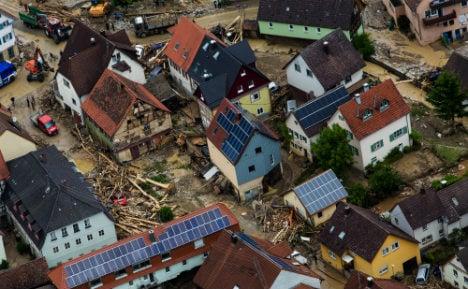 Three dead as floods wreak havoc in southern Germany