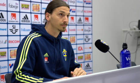 Zlatan on his future: 'I made my choice a long time ago'