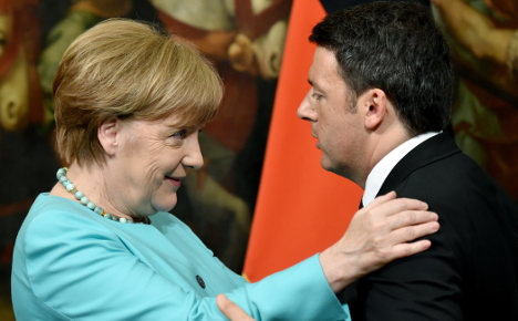 Renzi blasts 'anachronistic' Austria over border plan