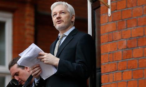 Stockholm court upholds Assange arrest warrant
