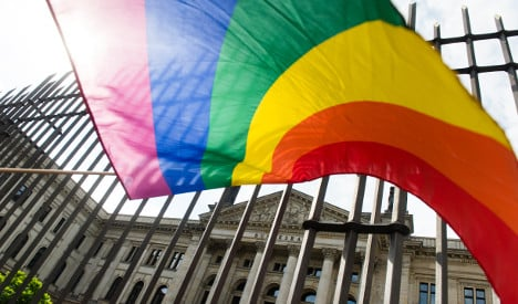 Germany 'scared' to take lead on gay rights: report
