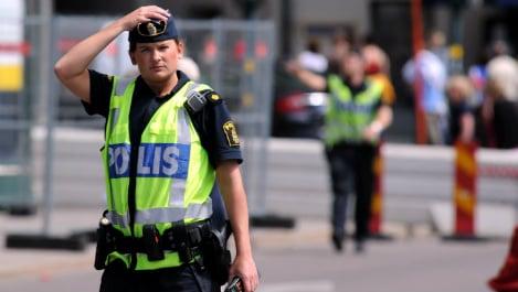 Sweden arrests 'terror recruiter' wanted in Germany