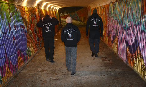 Swedish lay judge quits over Soldiers of Odin link