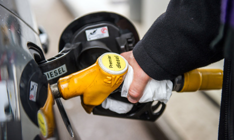 Renting a car in fuel-starved France? No need to panic