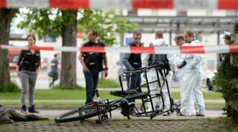 'No evidence' Munich attacker linked to terrorism: police