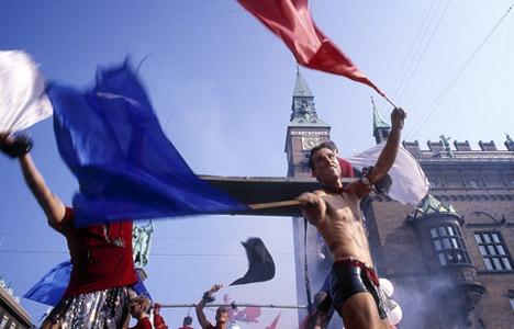 Denmark climbs up Europe's 'gay friendly' rankings