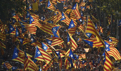 Catalonia moves ahead slowly with independence plans