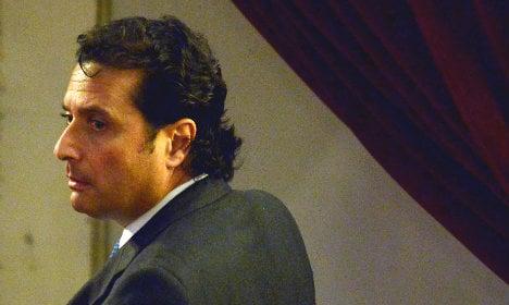 Disgraced Concordia captain awaits appeal verdict