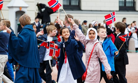 Norway sees immigration numbers drop
