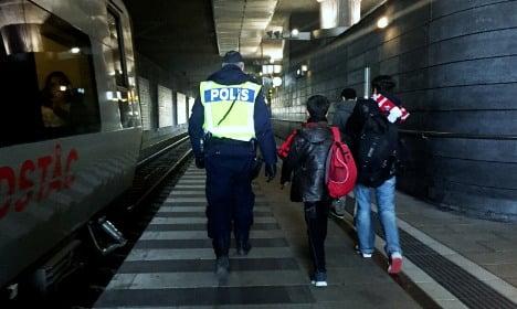 Hundreds of refugee children have gone missing in Sweden