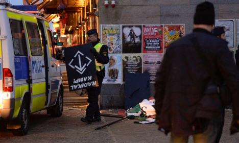 Is neo-Nazi activity decreasing in Sweden?