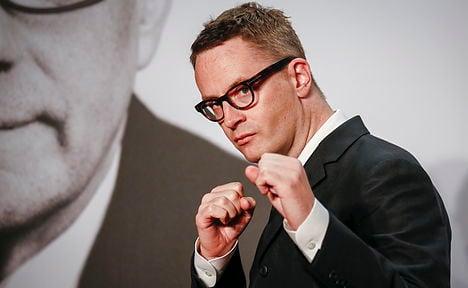 Danish 'pornographer of violence' in Cannes spotlight
