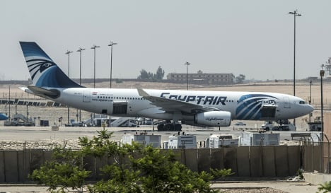 Search for missing EgyptAir flight from Paris intensifies