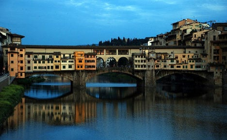 Did a Nazi official save Ponte Vecchio from destruction?