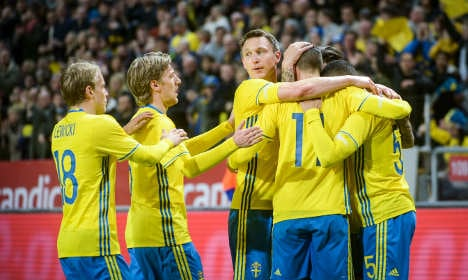 Five football facts about Sweden ahead of Euro 2016