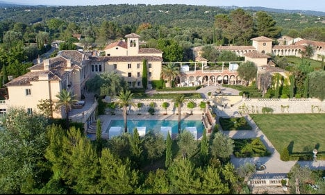 French Riviera mega-mansion faces being bulldozed