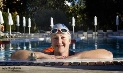 'Severe jellyfish stings' end Brit's Spanish swim feat