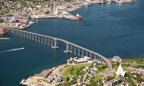 Tromsø is 'world's third-best small town'