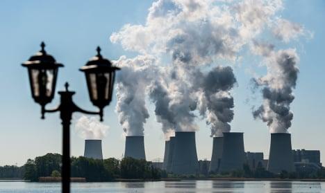 Eco campaigners blockade German coal mine