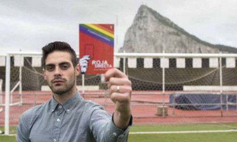 Fan fined €150 for calling gay football referee 'fag'