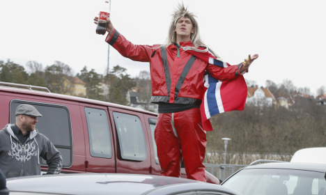 Swedish border town braces itself for Norwegian invasion