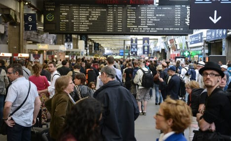 French rail workers announce weekly 48-hour  strikes