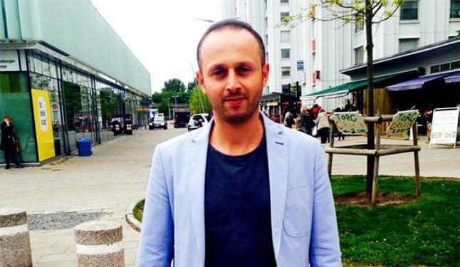 'Getting a job in Sweden is like breaking rocks with a spade'