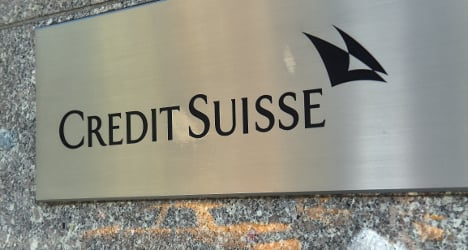 Credit Suisse suffers first quarter losses