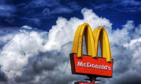 Police raid McDonald's French HQ in tax probe