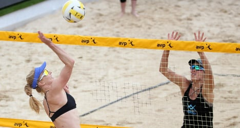 Volleyball player from Sierra Leone 'missing' in Switzerland