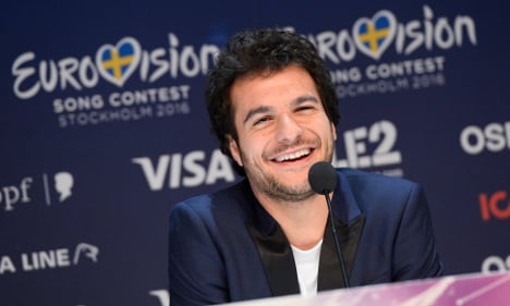 Who is France's Eurovision entry? Six things to know